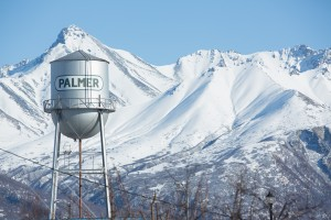 Palmer, Alaska was the dream home area chosen by Janet Burts' mother and father.