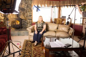 Tena Alonzo from Beatitudes Campus of Phoenix provides an interview for the film.